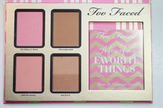 Too Faced A Few of My Favorite Things Set www.lustforlipgloss.com
