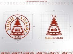 Suku Analog Brand Identity on Behance