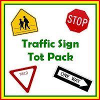 Traffic Sign Printables