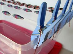 Paper Bead Drying Rack, instructions and video for diy rack