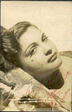 La Gorda de Oro, Myrta Silva