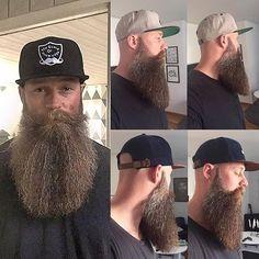Perfect shape! Credit: @thebeardofknowledge81   Shop Premium Beard Care Products huskybeard.com View Store: http://ift.tt/2hyl5UC
