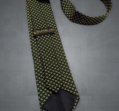 triforce silk tie