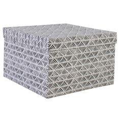 Deze prachtige papieren opbergdozen van het huismerk van Loods 5 zijn functioneel en decoratief tegelijk.