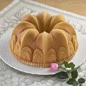 Nordic Ware Fleur De Lis Bundt Pan - this amazing Bundt pan gives you beautiful details without you having to do any of the work! Gorgeous cake for any occasion.