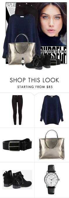 """Dark Shine"" by pusja76 ❤ liked on Polyvore featuring Prada, ASOS, Ted Baker, Paisie, Amsterdam Heritage, Sergio Rossi and Blue Nile"