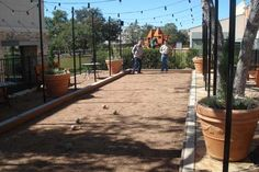 bocce ball court   Check out Sport Court® of Austin's Bocce Ball court. Contact us today ...