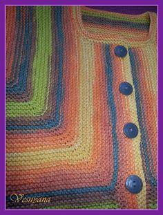 Рада поделится МК по вязанию жакета Беби Сюрприз . Еще в 2010 году по всему интернету прокатилась волна вязания данного жакетик...