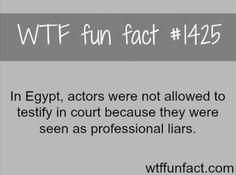 WTF Fun Fact#1425 Egypt-Countries information