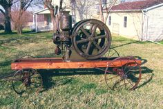 Out of the Ordinary: 8 HP Olds Engine - Gas Engines - Gas Engine Magazine
