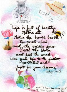 best famous positive quotes about life 02 #quotes #bestquotes