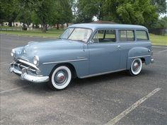 1952 Plymouth Suburban Sta Wgn