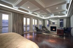 3901 S Ocean Blvd, Highland Beach, FL 33487 - Zillow Ceiling and Window design