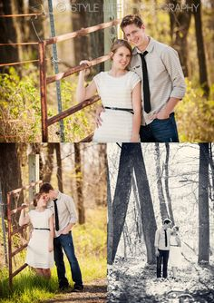 Orchard Engagement Session, by Style Life Photography
