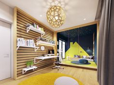 Family friendly home packed with modern decor ideas & home design features for different rooms. Find storage ideas, new furniture styles and colour combinations Corporate Office Design, Modern Office Design, Office Interior Design, Office Interiors, Modern Decor, Office Designs, Furniture Styles, New Furniture, Commercial Office Design