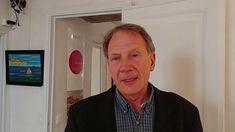 Pascal Aumasson au salon 2017 de la Pension Gloanec, Pont-Aven