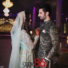 Aiman khan and Muneeb butt engagement pictures #aimankhan #muneebbutt