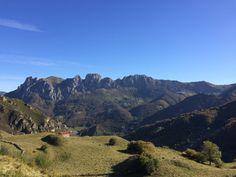 #MacizodeUbiña #Lena #Asturies #Spain #EU 25/10/2017 La Mesa, La Tesa y La Almagrera #asturiasparaisonatural #vuelvealparaíso #noslopasaríamosbien