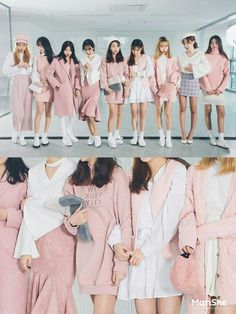 Marishe Korean Fashion Similar Look I Pin By Aki Warinda Street Snap Fashion, Fashion Mode, Korea Fashion, Pop Fashion, Cute Fashion, Fashion Beauty, Fashion Looks, Fashion Outfits, Fashion Design