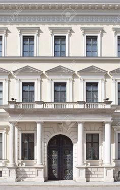 Kết quả hình ảnh cho classical facade