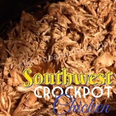 21 Day Fix Approved Crockpot Chicken | Nikki Kuban Minton