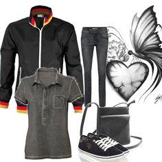 Dámský jarní outfit