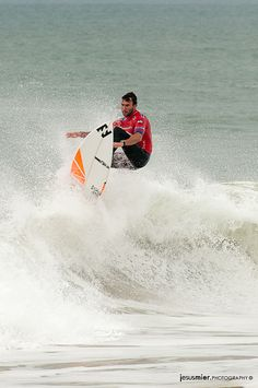 Parkinson - Rip Curl Pro 2011 Last Day 4  by jesus mier, via Flickr