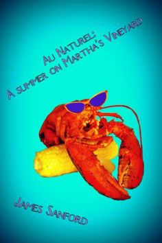 Au Naturel: A Summer on Martha's Vineyard by James Sanford. $2.99