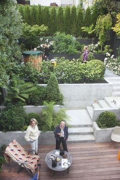 Basic garden idea