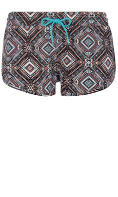 Primark SS13 Printed Shorts, £4