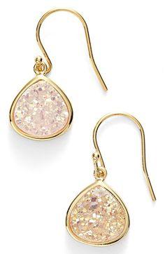 Sonya Renee Drusy Teardrop Earrings available at #Nordstrom