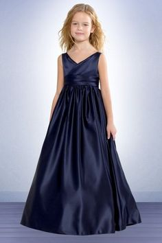 Bill Levkoff Flower Girl Dress 52601. Visit perfect-bridesmaid-dresses.com for more info