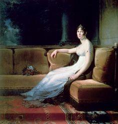 Императрица Жозефина. Франсуа Паскаль Симон Жерар