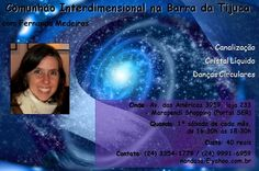 Comunhão Interdimensional na Barra - Portal SER - Saúde, Energia & Resgate