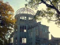Atom Bomb Dome, Hiroshima Memorial Peace Park (taken 11/2010)