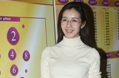 Louisa Mak Interested in Writing a Legal Drama