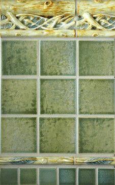 Craftsman Style - Craftsman - Tile - Portland - Pratt and Larson Ceramics