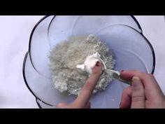 ▶ Como hacer Pasta de miga de pan(migajon) - YouTube