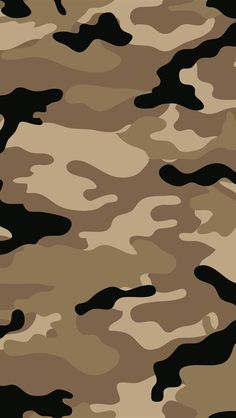Desert Color Of Woodland Camo