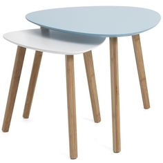 Enjoy good company with these tables.