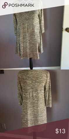 Reborn Mixed color Tunic Excellent condition, Tunic Tops Tunics