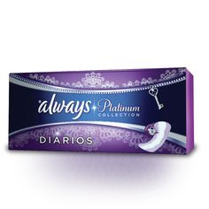 Always Platinum Diário Longo Extra Protect...O protetor diário Longo Extra Protect absorve rapidamente e elimina os odores por horas.