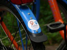 Filfri Bike - rear view