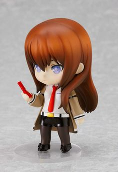 Good Smile Company Nendoroid Steins;Gate Kurisu Makise Figure featured on Jzool.com