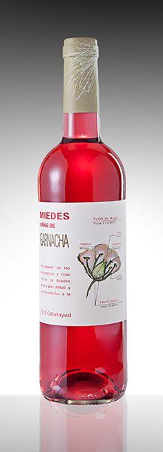 Viñas de Miedes Rosado | Bodegas San Alejandro