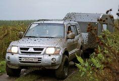 Автопутешественник в доме на колесах проедет через всю Россию