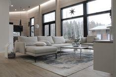 #livingroom #livingroomdecor #livingroomgoals #home #modernhomedecorlivingroom #scandinavian #loghouse #interiordesign Living Room Goals, Living Room Decor, Scandinavian Style, Log Homes, Couch, Interior Design, Modern, Furniture, Home Decor