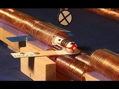 Detailed instructions on how the world's simplest electric train works and how to make one.