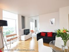 Fabulous modern drawing room Furnished Apartments, Modern Drawing, West End, Drawing Room, One Bedroom, Skyline, King, Flooring, Beautiful