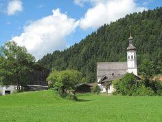 Aschau im Chiemgau-Sachrang (Rosenheim) BY DE
